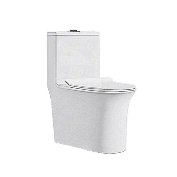 siphonic one piecet toilet