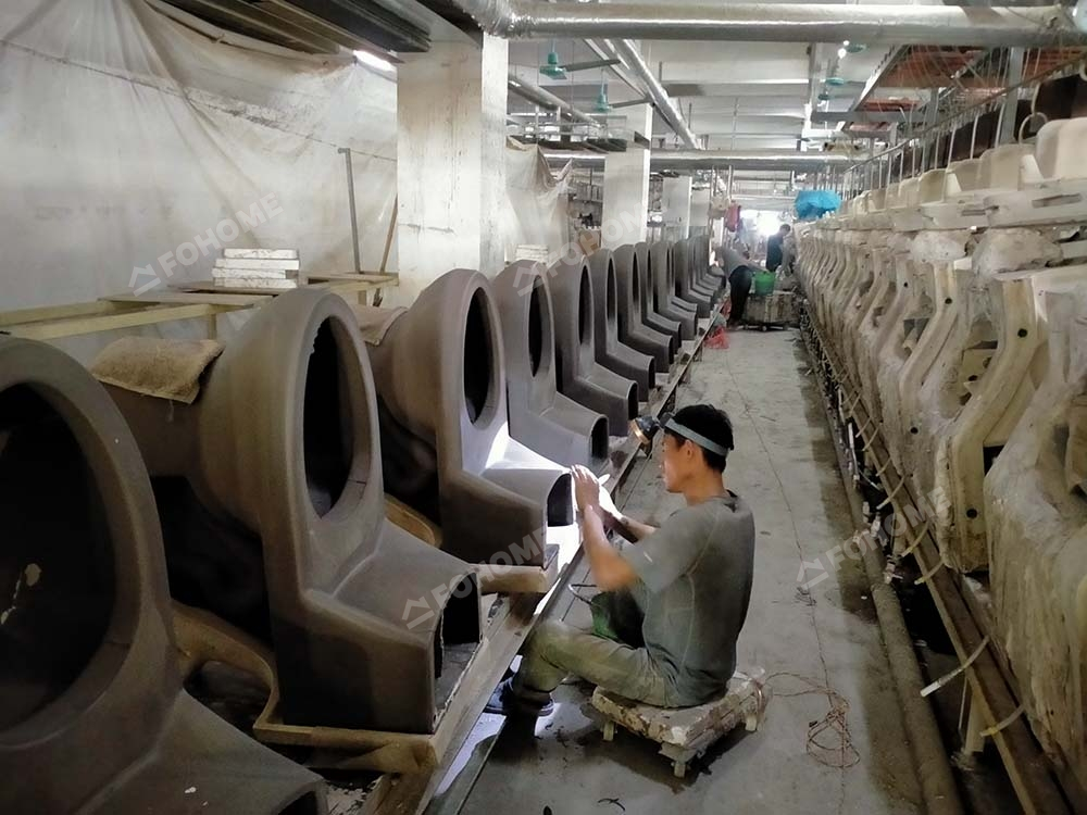 Inspection for Semi-product and repair1