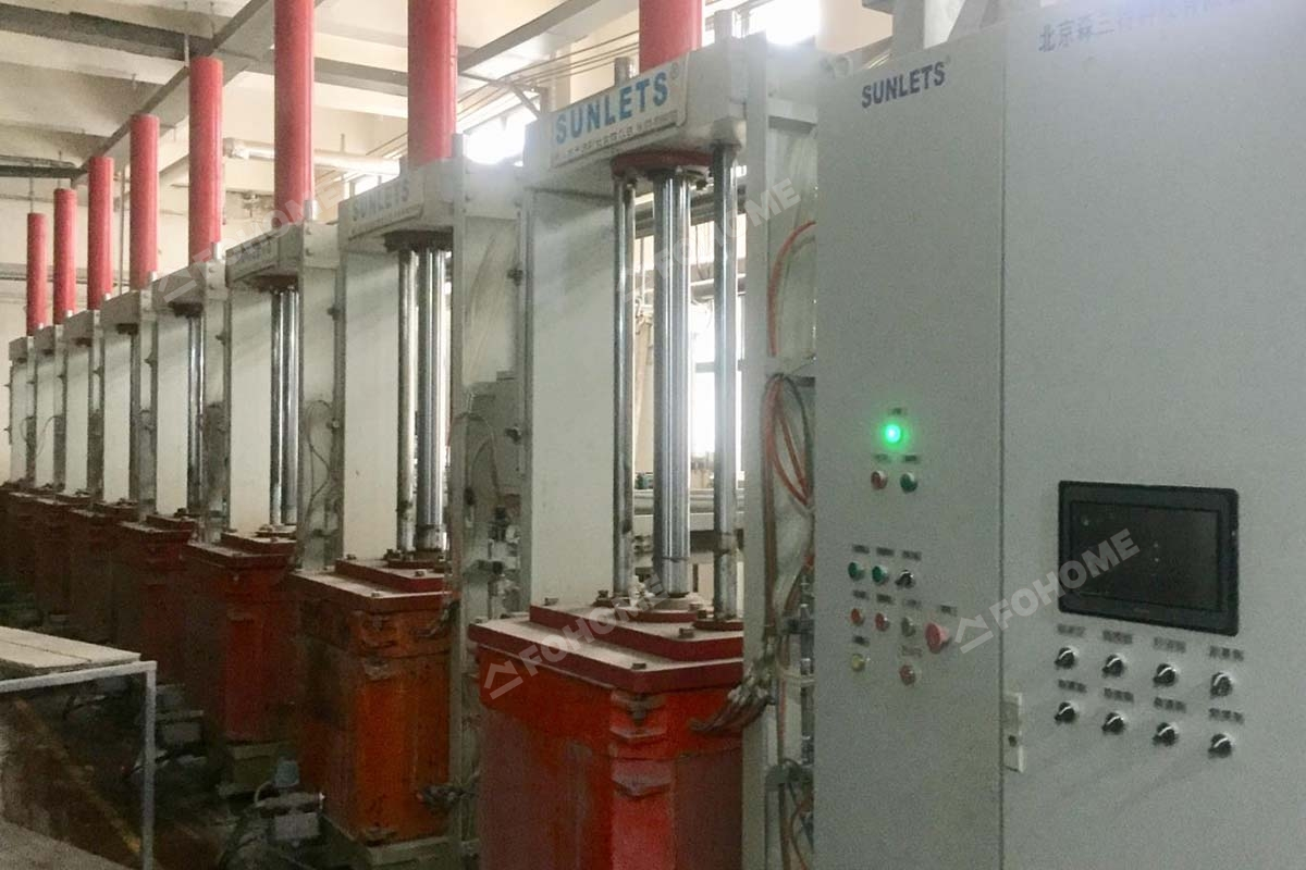 fully automatic production line2