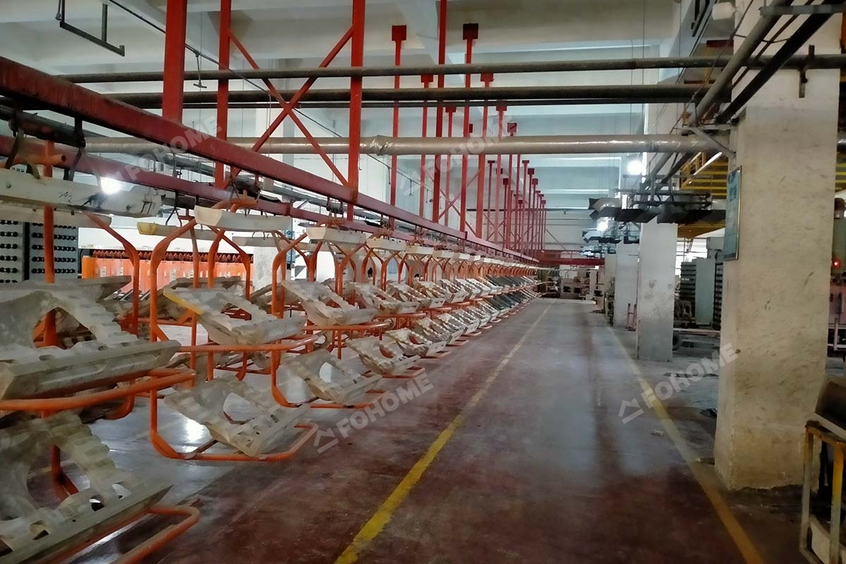 fully automatic production line3