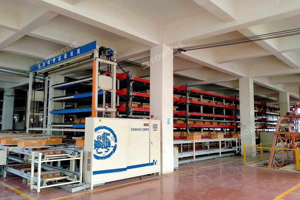 fully automatic production line4